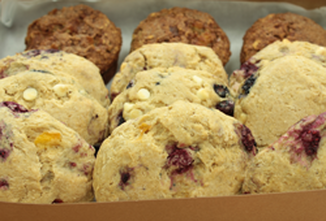 Great Harvest Clackamas Scones