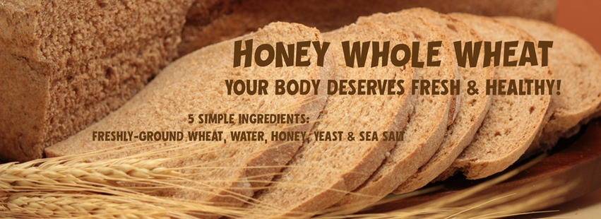 Great Harvest Clackamas Honey Whole Wheat Bread